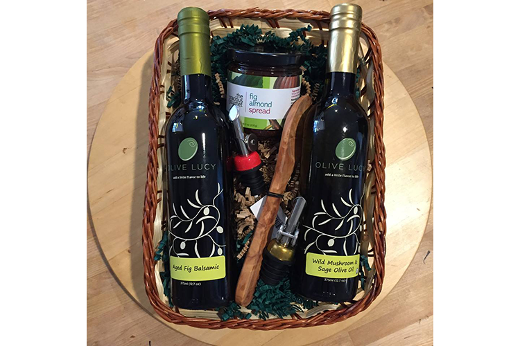 Get Figgy With It Gift Basket