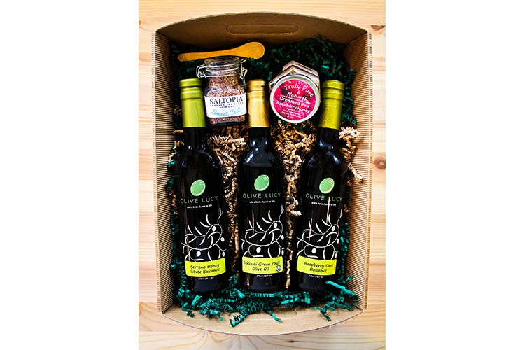 Sweet 'n Spicy Gift Basket