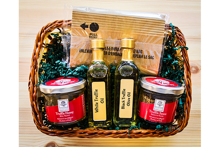 Truffle Delight Gift Basket