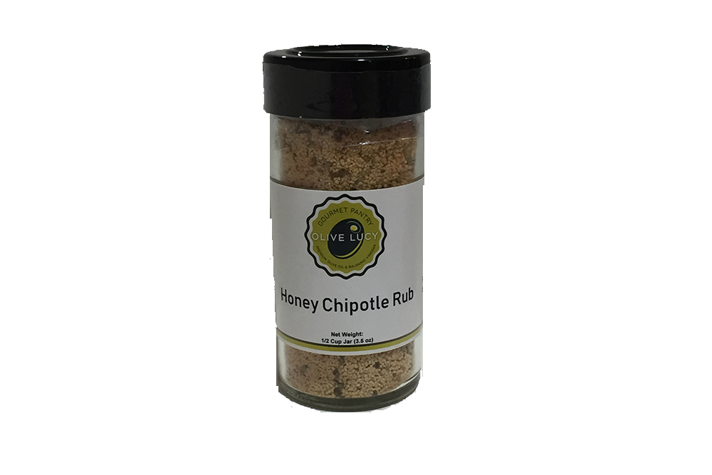 Honey Chipotle Rub