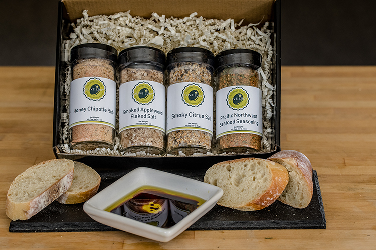 Great for Grilling - Olive Lucy Gourmet Pantry Seasoning Gift Box