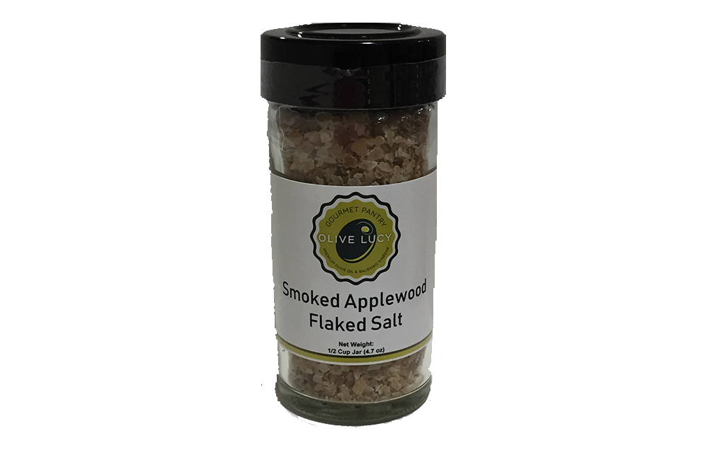 Smoked Applewood Flaked Salt
