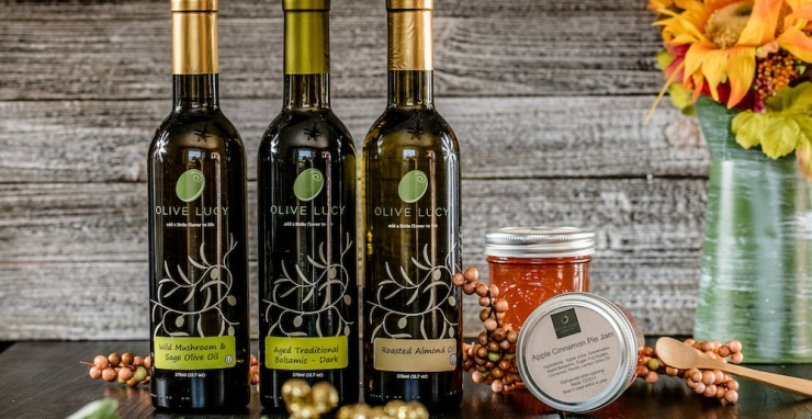 Fall into Fall with our Favorite Fall Flavors: Olive Lucy October Newsletter